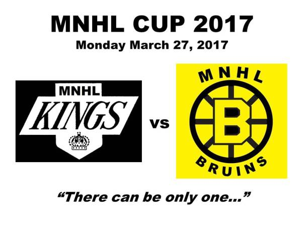 MNHL CUP 2017