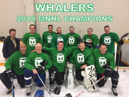 WHALERS CHAMPS