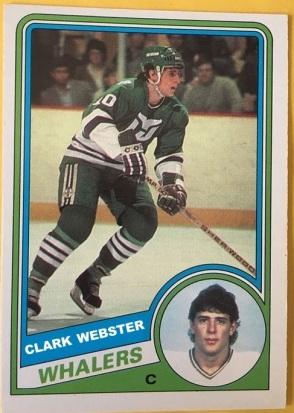 CLARK WEBSTER